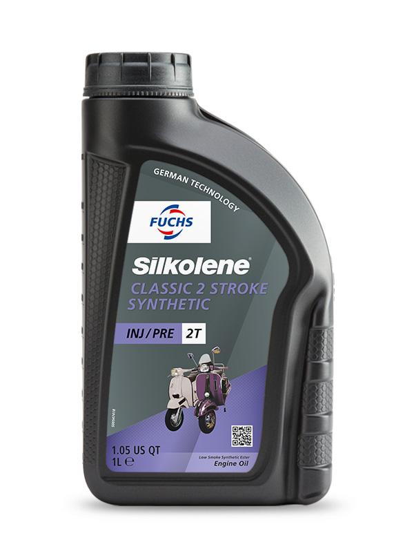 Classic 2-Stroke - FUCHS Silkolene - Superior Motorcycle Oils