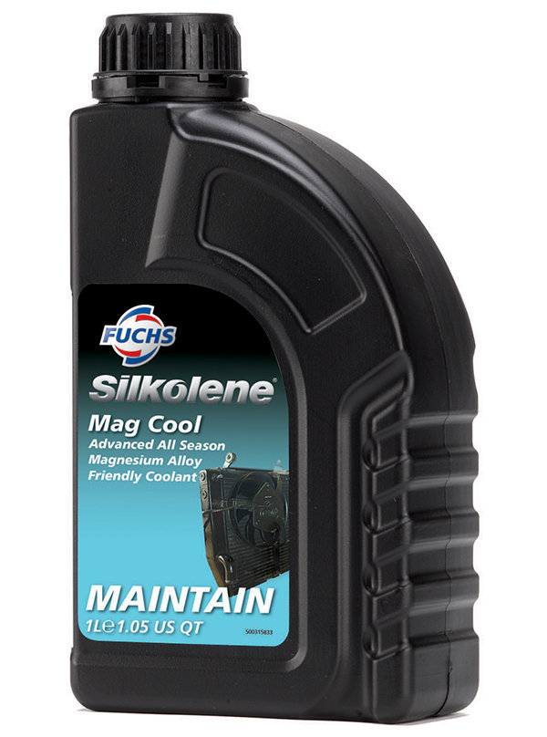 FUCHS Silkolene Mag Cool Motorcycle Oil