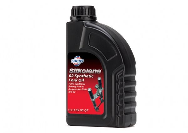 FUCHS Silkolene 02 Synthetic Fork Oil Motorcycle Oil