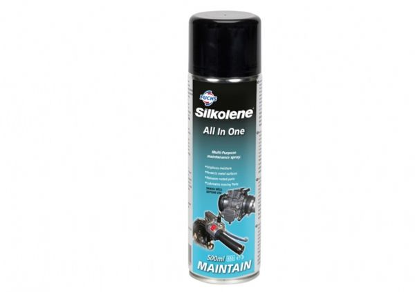 FUCHS Silkolene All In One Motorcycle Oil