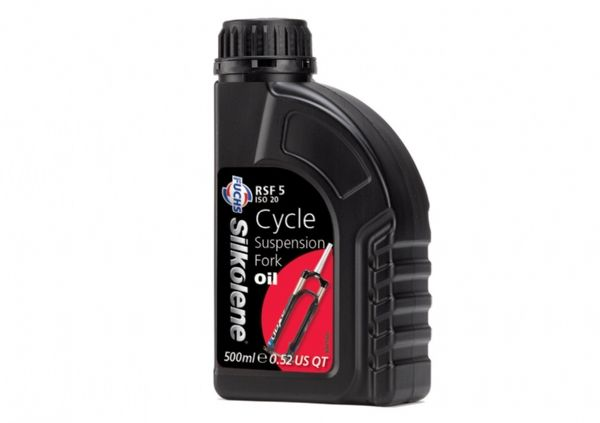 FUCHS Silkolene Cycle RSF 5 Motorcycle Oil