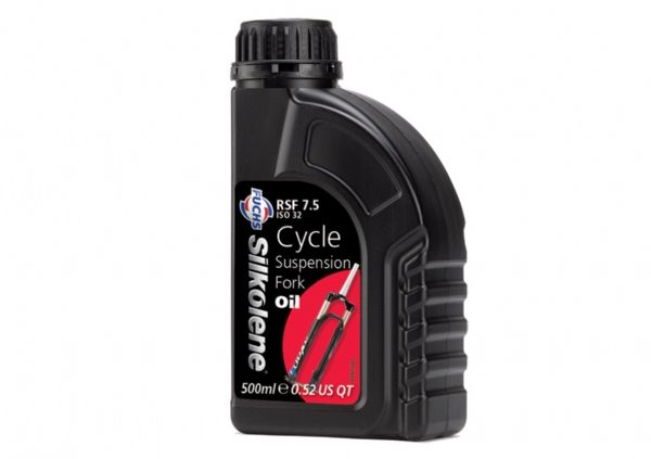 FUCHS Silkolene Cycle RSF 7.5 Motorcycle Oil