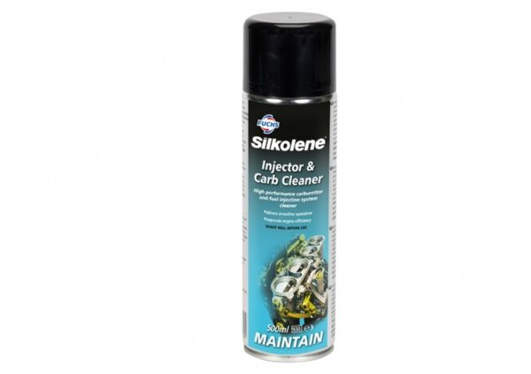 FUCHS Silkolene Injector and Carb Cleaner Motorcycle Oil