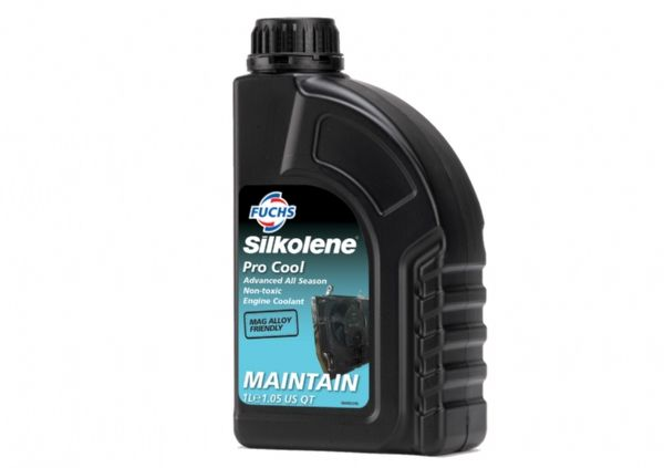 FUCHS Silkolene Pro Cool Motorcycle Oil