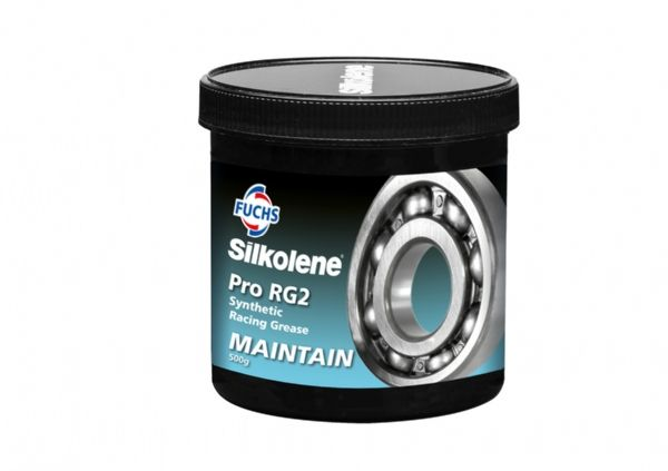FUCHS Silkolene Pro RG2 Grease Motorcycle Oil