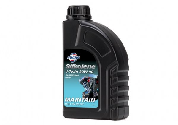 FUCHS Silkolene V-Twin 80W-90 Motorcycle Oil